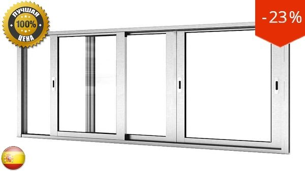Остекление балкона и лоджии, цена под ключ в екатеринбурге, .